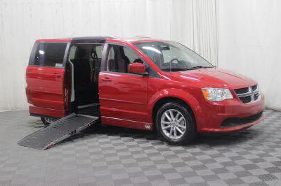 2013 Dodge Grand Caravan Wheelchair Van For Sale