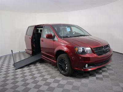 Handicap Van for Sale - 2019 Dodge Grand Caravan SE PLUS Wheelchair Accessible Van VIN: 2C7WDGBG8KR798468