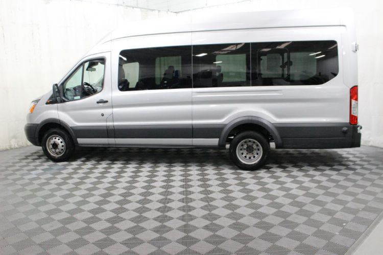 2018 Ford Transit Wagon 350 XLT-HD 15 Wheelchair Van For Sale #16
