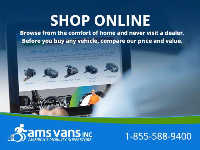 2011 Toyota Sienna LE Wheelchair Van For Sale #30