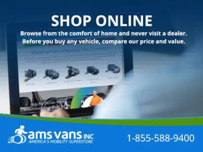2011 Toyota Sienna Wheelchair Van For Sale -- Thumb #30