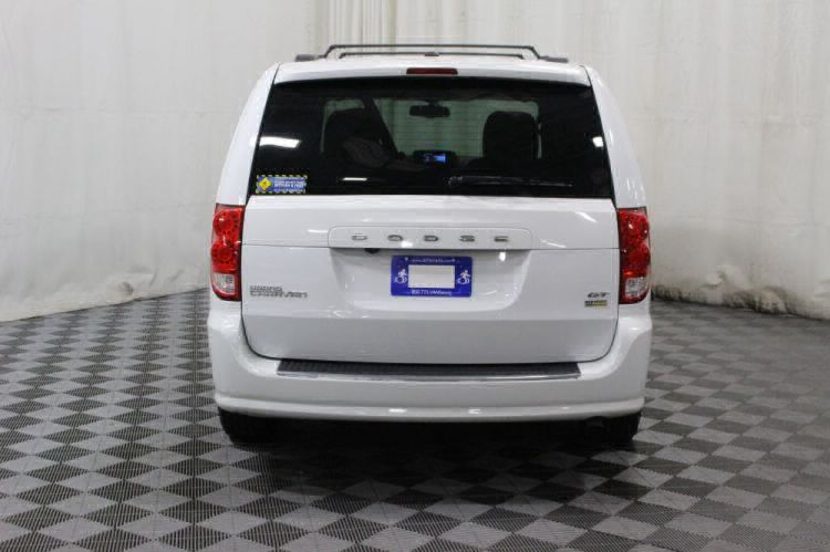 2017 Dodge Grand Caravan GT Wheelchair Van For Sale #4