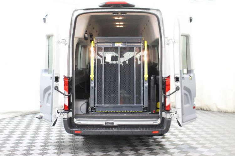 2018 Ford Transit Wagon 350 XLT-HD 15 Wheelchair Van For Sale #9