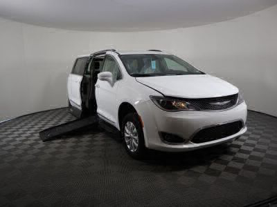 New Wheelchair Van for Sale - 2019 Chrysler Pacifica Touring L Wheelchair Accessible Van VIN: 2C4RC1BG3KR560313