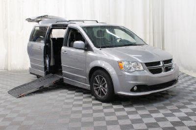 2017 Dodge Grand Caravan Wheelchair Van For Sale -- Thumb #1