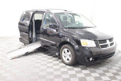 Used Wheelchair Van for Sale - 2010 Dodge Grand Caravan SXT Wheelchair Accessible Van VIN: 2D4RN5D10AR459063