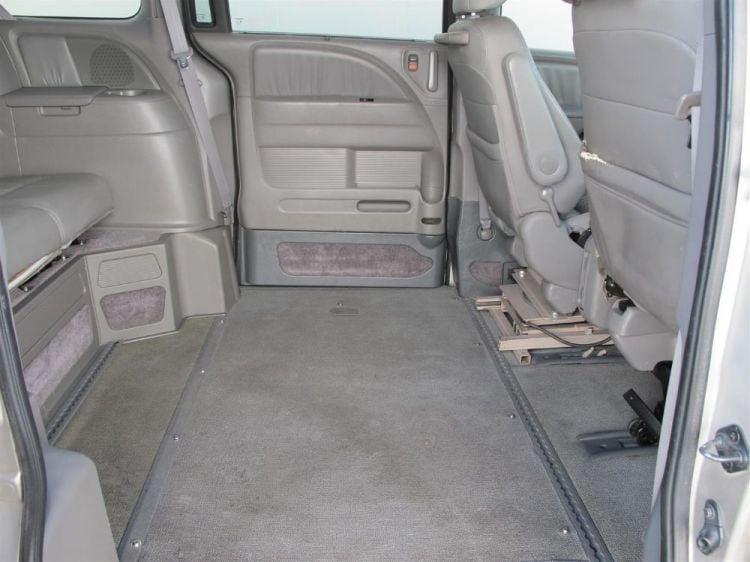 2008 Honda Odyssey EX-L Wheelchair Van For Sale #5
