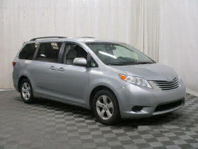 Commercial Wheelchair Vans for Sale - 2016 Toyota Sienna LE ADA Compliant Vehicle VIN: 5TDKK3DC4GS694613