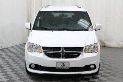 2017 Dodge Grand Caravan Wheelchair Van For Sale -- Thumb #20