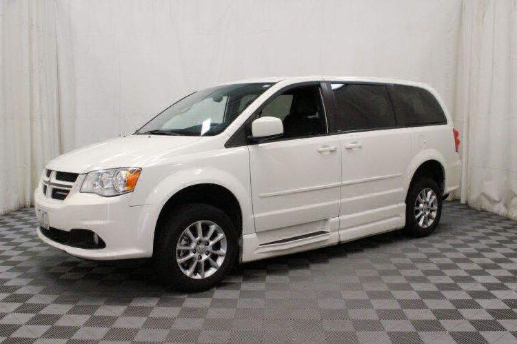 2012 Dodge Grand Caravan R/T Wheelchair Van For Sale #13
