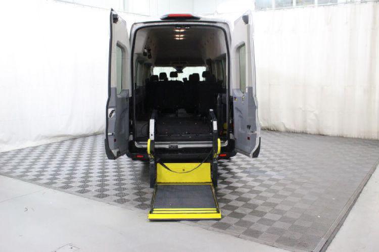 2018 Ford Transit Wagon 350 XLT-HD 15 Wheelchair Van For Sale #2