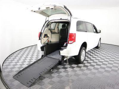 New Wheelchair Van for Sale - 2018 Dodge Grand Caravan SXT Wheelchair Accessible Van VIN: 2C4RDGCG3JR307151