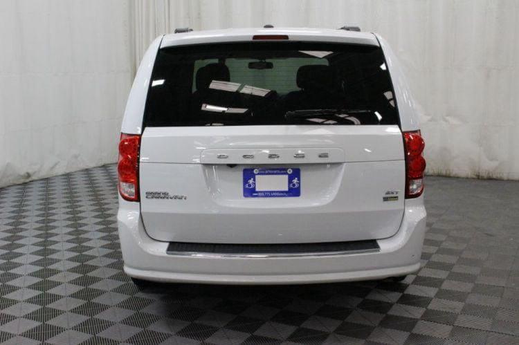 2017 Dodge Grand Caravan SXT Wheelchair Van For Sale #4