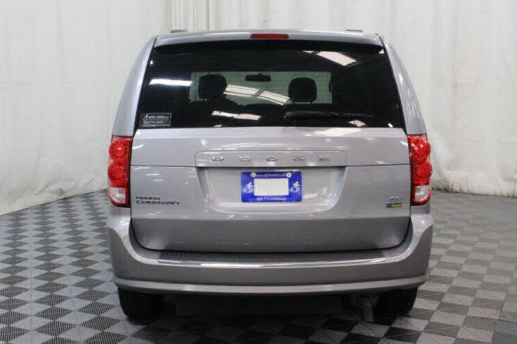 2014 Dodge Grand Caravan SXT Wheelchair Van For Sale #6