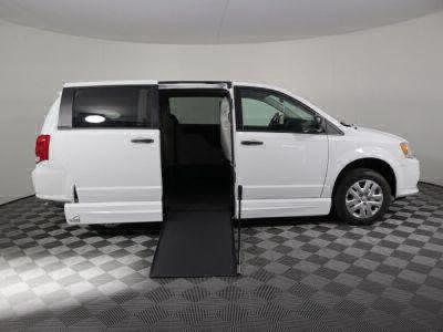 New Wheelchair Van for Sale - 2019 Dodge Grand Caravan SE GOV-SE Wheelchair Accessible Van VIN: 2C7WDGBG7KR784447