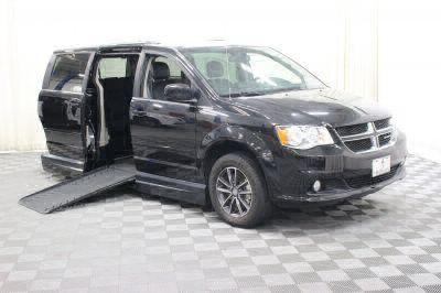 Used Wheelchair Van for Sale - 2017 Dodge Grand Caravan SXT Wheelchair Accessible Van VIN: 2C4RDGCG6HR558109