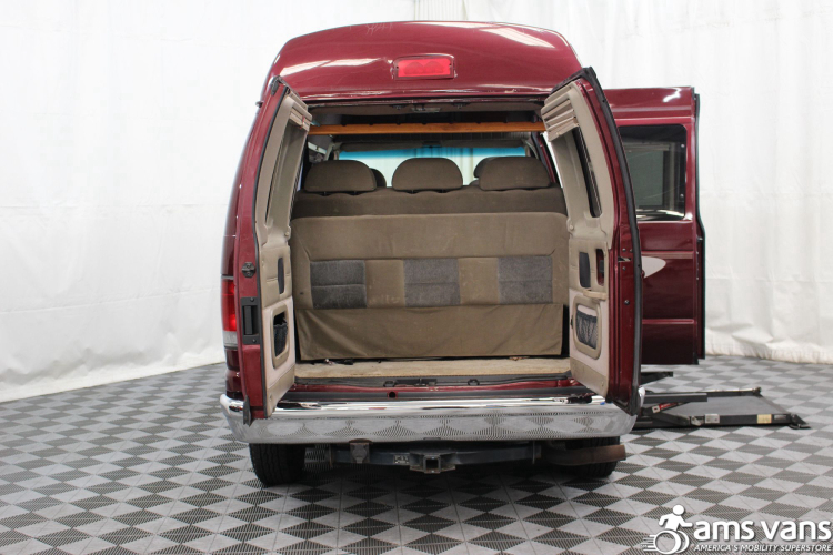 2005 Ford E-Series Chassis E-250 SD Wheelchair Van For Sale #5