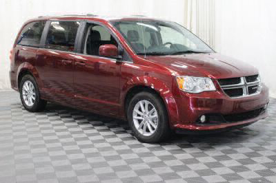 New Wheelchair Van for Sale - 2018 Dodge Grand Caravan SXT Wheelchair Accessible Van VIN: 2C4RDGCG9JR207815