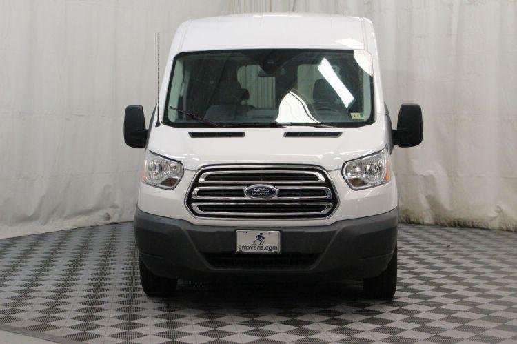 2017 Ford Transit Passenger 350 XLT 15 Wheelchair Van For Sale #14