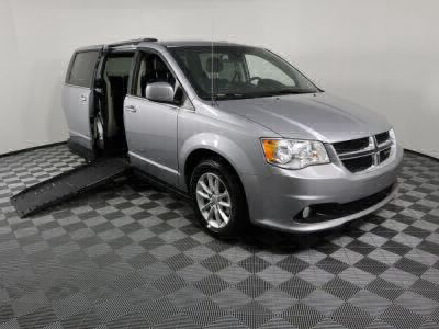 New Wheelchair Van for Sale - 2019 Dodge Grand Caravan SXT Wheelchair Accessible Van VIN: 2C4RDGCG4KR747638