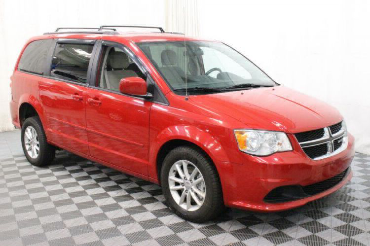 2014 Dodge Grand Caravan SXT Wheelchair Van For Sale #12