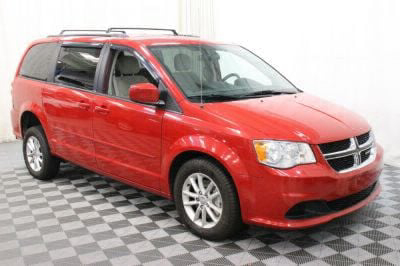 2014 Dodge Grand Caravan Wheelchair Van For Sale -- Thumb #12