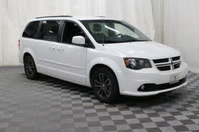 Commercial Wheelchair Vans for Sale - 2017 Dodge Grand Caravan GT ADA Compliant Vehicle VIN: 2C4RDGEG3HR673246