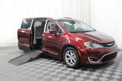 New Wheelchair Van for Sale - 2017 Chrysler Pacifica Touring-L Plus Wheelchair Accessible Van VIN: 2C4RC1EG9HR597841