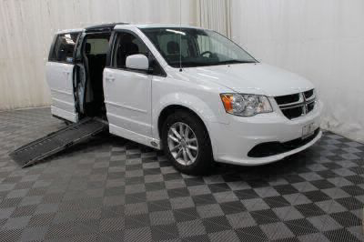 Used Wheelchair Van for Sale - 2015 Dodge Grand Caravan SXT Wheelchair Accessible Van VIN: 2C4RDGCG3FR584972