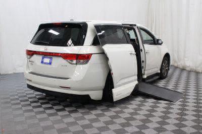 2014 Honda Odyssey Wheelchair Van For Sale -- Thumb #3