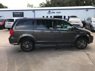 Used Wheelchair Van for Sale - 2017 Dodge Grand Caravan SXT Wheelchair Accessible Van VIN: 2C4RDGCG5HR828382