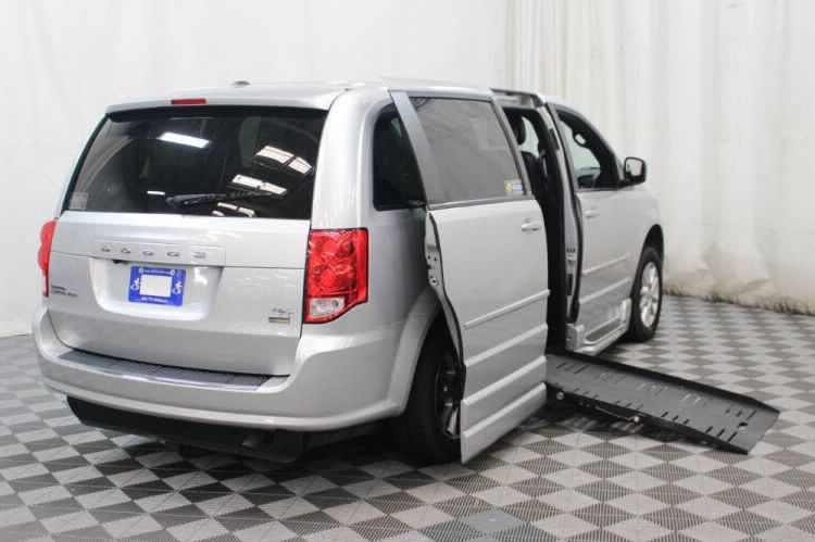 2012 Dodge Grand Caravan R/T Wheelchair Van For Sale #3