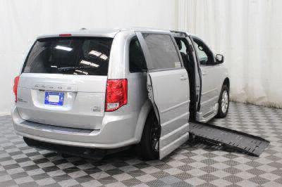 2012 Dodge Grand Caravan Wheelchair Van For Sale -- Thumb #3