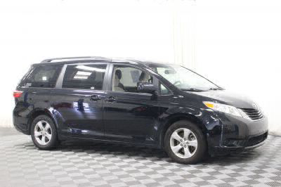 Commercial Wheelchair Vans for Sale - 2015 Toyota Sienna LE ADA Compliant Vehicle VIN: 5TDKK3DC6FS624206