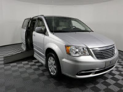 Used Wheelchair Van for Sale - 2012 Chrysler Town & Country Touring-L Wheelchair Accessible Van VIN: 2C4RC1CG4CR376692