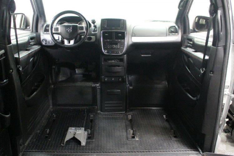 2012 Dodge Grand Caravan R/T Wheelchair Van For Sale #8