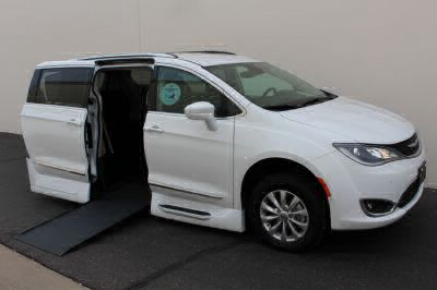 New Wheelchair Van for Sale - 2018 Chrysler Pacifica Touring L Wheelchair Accessible Van VIN: 2C4RC1BG7JR270090
