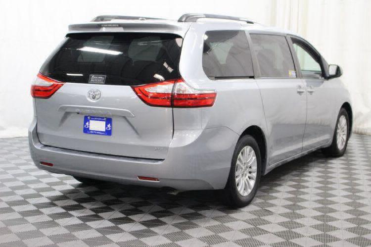 2016 Toyota Sienna XLE Wheelchair Van For Sale #3