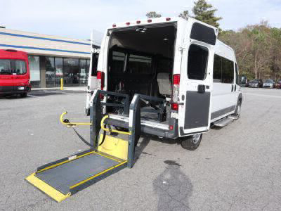 2015 Ram ProMaster Window Wheelchair Van For Sale