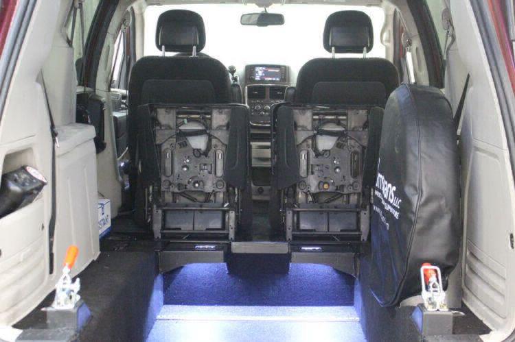 2014 Dodge Grand Caravan SE Wheelchair Van For Sale #21