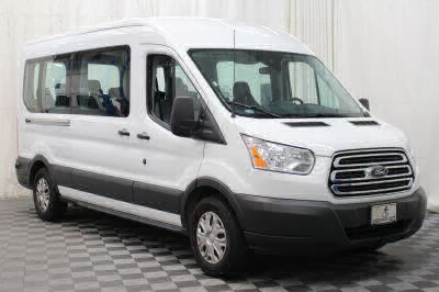 Commercial Wheelchair Vans for Sale - 2017 Ford Transit Wagon 350 XLT 15 ADA Compliant Vehicle VIN: 1FBAX2CM7HKA76362