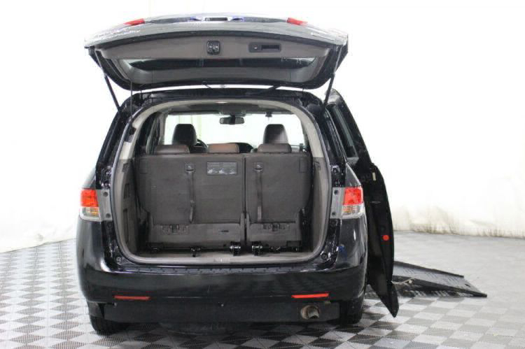 2014 Honda Odyssey EX-L Wheelchair Van For Sale #5