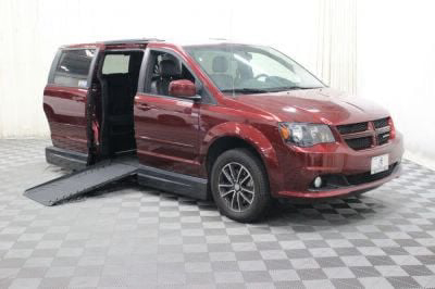 New Wheelchair Van for Sale - 2017 Dodge Grand Caravan GT Wheelchair Accessible Van VIN: 2C4RDGEG7HR858397