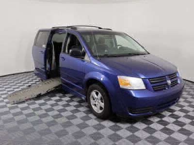 Used Wheelchair Van for Sale - 2010 Dodge Grand Caravan SE Wheelchair Accessible Van VIN: 2D4RN4DE0AR231562