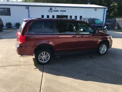 New Wheelchair Van for Sale - 2019 Dodge Grand Caravan SXT Wheelchair Accessible Van VIN: 2C4RDGCG6KR682565