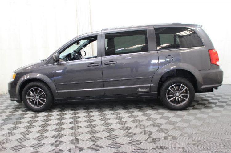 2017 Dodge Grand Caravan SXT Wheelchair Van For Sale #25
