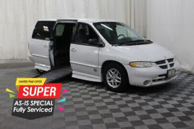 Handicap Van for Sale - 2000 Dodge Grand Caravan SE Wheelchair Accessible Van VIN: 1B4GP44R3YB591643