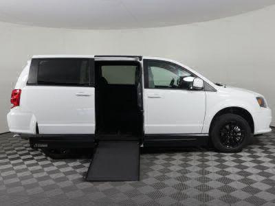 New Wheelchair Van for Sale - 2019 Dodge Grand Caravan SXT Wheelchair Accessible Van VIN: 2C7WDGCG5KR796224