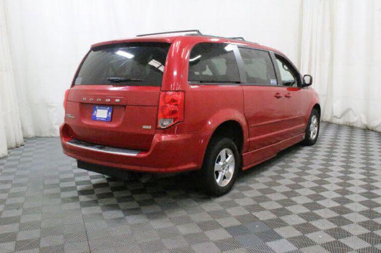 2013 Dodge Grand Caravan SXT Wheelchair Van For Sale #6