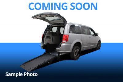 Commercial Wheelchair Vans for Sale - 2018 Dodge Grand Caravan SXT ADA Compliant Vehicle VIN: 2C4RDGCG7JR242157